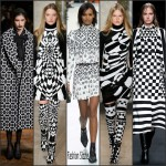 Fall Trends 2015 – Black  + White Geometry