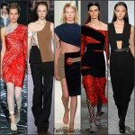 Fall 2015 Trends – One Shoulder