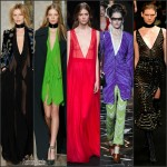 Fall Trends 2015 – Plunging Neckline