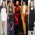 Fashion Trends 2015 – Keyhole Slits