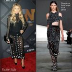 Fergie In Proenza Schouler At 29th FN Achievement Awards