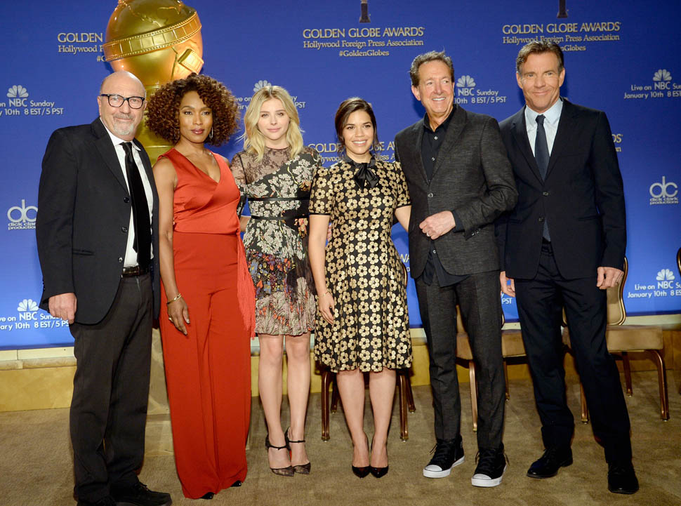 73rd- Annual- Golden- Globe- Awards -Nominations -Announcement