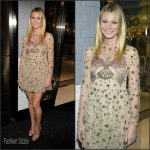 Gwyneth Paltrow In Valentino  AT  goop mrkt Grand Opening Event