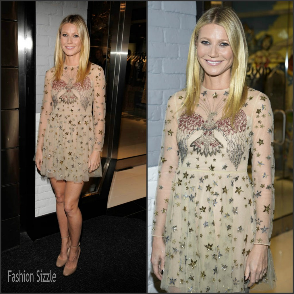 Gwyneth Paltrow's Goop Comes To Life For The Holidays ...