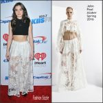Hailee Steinfeld  In John Paul Ataker -102.7 KIIS FM's Jingle Ball 2015 in Los Angeles