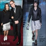 Jennifer Connelly In Louis Vuitton  At  'In The Heart Of The Sea' New York Premiere