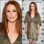 Julianne Moore In Saint Laurent  At  25th IFP Gotham Independent Film Awards
