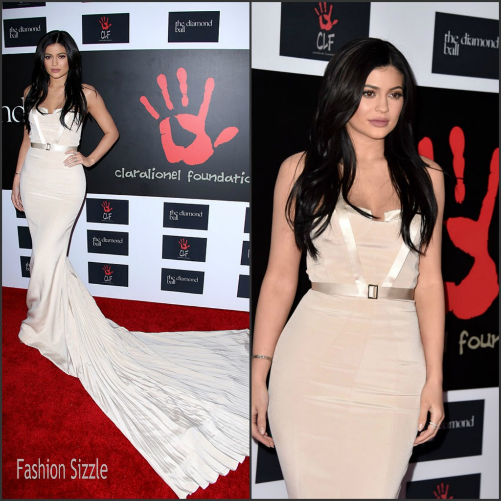 58a62083f24 Kylie Jenner In August Getty Atelier At The Clara Lionel Foundation 2nd  Annual Diamond Ball