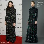 Liv Tyler In Valentino  'An Evening Honoring Valentino' Gala in New York