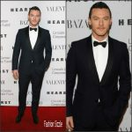 Luke Evans  In Valentino – An Evening Honoring Valentino