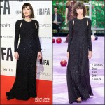 Marion Cotillard In Christian Dior Couture  At 2015 British Independent Film Awards
