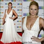 Miranda Lambert  In Peter Langner – 2015 Kennedy Center Honors Formal Artist's Dinner in Washington