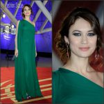 Olga Kurylenko  in Elie Saab – Closing Ceremony of the 15th Marrakech International Film Festival