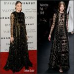 Olivia Palermo in Valentino    An Evening Honoring Valentino