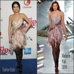 Selena Gomez  In Rodarte -2015 Billboard Women in Music Event in New York