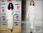 Selena Gomez In Victoria Beckham At  103.5 KISS FM's Jingle Ball 2015