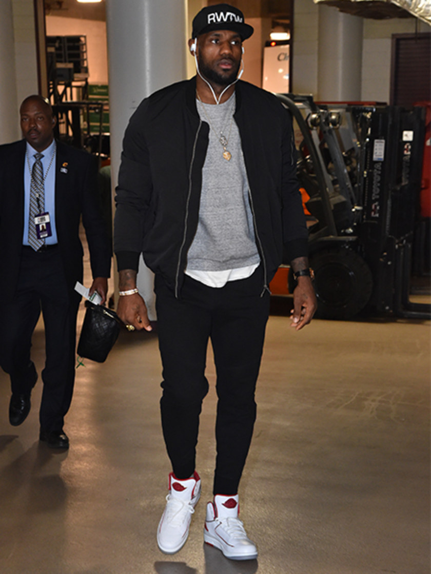 Lebron James Fashion Style - Fashionsizzle