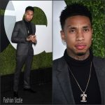 Tyga in Saint Laurent –  2015 GQ  Men of the Year party