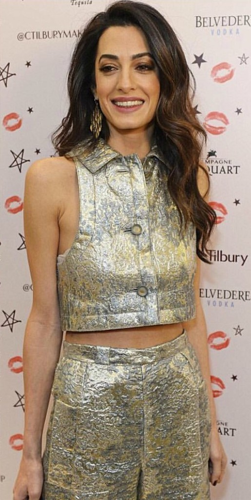 amal-clooney-in-vintage-lanvin-at-her-wedding-makeup-artist-charlotte-tilburys-naughty-christmas-party-in-london