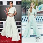Zendaya Coleman In Rosie Assoulin  At  The Clara Lionel Foundation 2nd Annual Diamond Ball