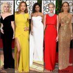 2016 Golden Globe  Awards Best Dressed