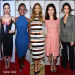 2016 Marie Claire Image Maker Awards in Los Angeles