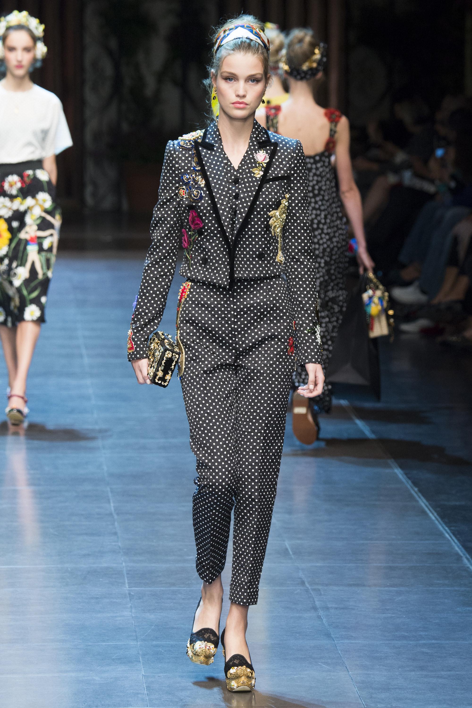 Dolce - Gabbana -spring-2016