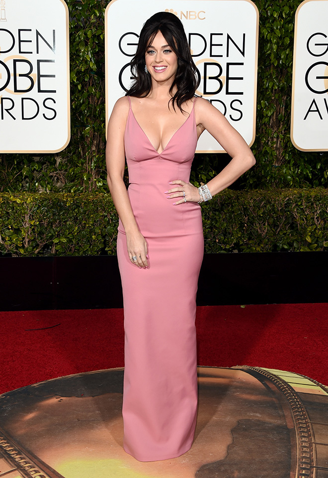 katy-perry-73rd -Annual- Golden- Globe -Awards - Arrivals
