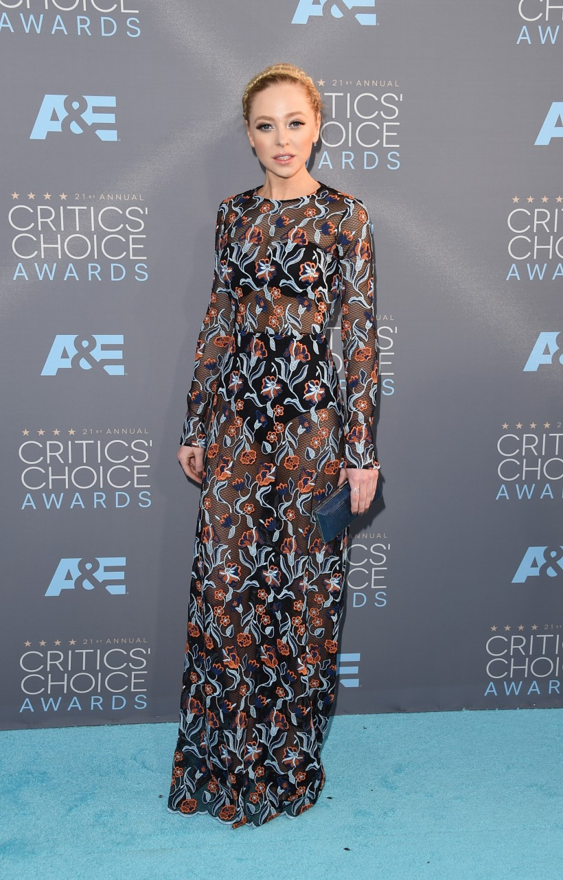Portia- Doubleday-2016-critics-choice-awards