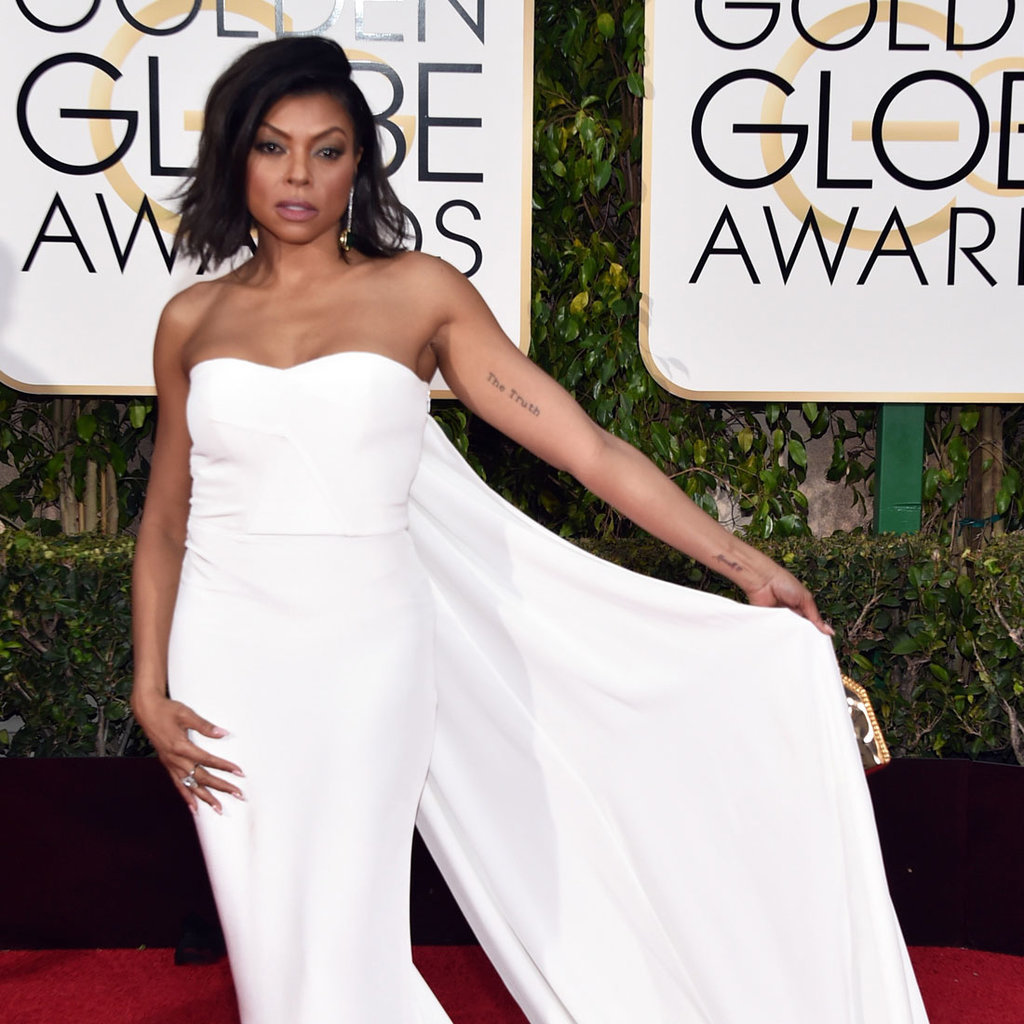 Taraji-P-Henson-Dress-Golden-Globes-2016