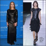 Adèle Exarchopoulos  In Louis Vuitton – 6th Biennial UNICEF Ball