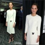Alicia Vikander in  Louis Vuitton – 40th LA Film Critics Association Awards