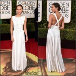 Alicia Vikander in Louis Vuitton  – 73rd Golden Globe Awards in Beverly Hills