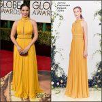 America Ferrera in Jenny Packham  – 2016 Golden Globe Awards