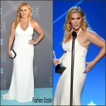 Amy Schumer in Calvin Klein Collection – 2016 Critics' Choice Awards