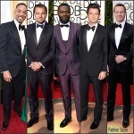 Best Dressed Men at the 2016 Golden Globes