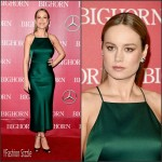 Brie Larson  in Jason Wu – 27th Annual Palm Springs International Film Festival Awards Gala