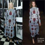 Cate Blanchett in Erdem – W Magazine's Pre-Golden Globes Party