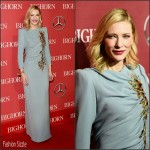 Cate Blanchett  in Marc Jacobs – 2016 Palm Springs International Film Festival Awards Gala