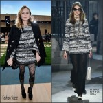 Diane Kruger In  Chanel – Chanel Paris Fashion Week