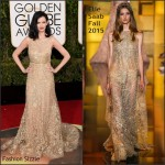 Eva Green In  Elie Saab – 2016 Golden Globe Awards