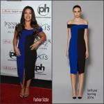 Gina Rodriguez in Safiyaa  – 'Jennifer Lopez: All I Have' Concert