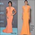 Gina Rodriguez In Safiyaa – Critics' Choice Awards