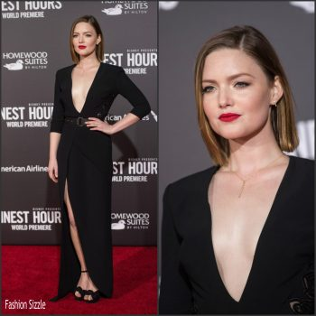holliday-grainger-wearing-elie-saab-the-finest-hours-hollywood-premiere