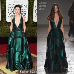 Jaimie Alexander in Genny at the 2016 Annual Golden Globe Awards