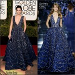 Jenna Dewan Tatum  In Zuhair Murad – 2016 Golden Globes Awards