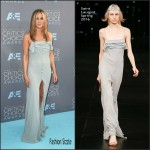 Jennifer Aniston in Saint Laurent –  2016 Critics' Choice Awards