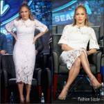 Jennifer Lopez – 'American Idol' Panel – 2016 Winter TCA Tour in Pasadena