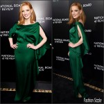 Jessica Chastain  In Carl Kapp  – 2016 National Board of Review Gala