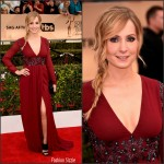 Joanne Froggatt In  Burberry – 2016 Screen Actors Guild Awards